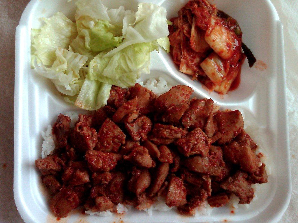 Korean Food Dc Delivery