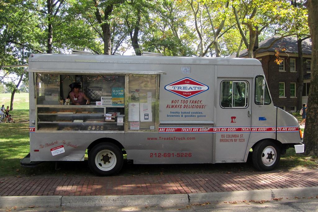 Food Truck Dessert Montreal