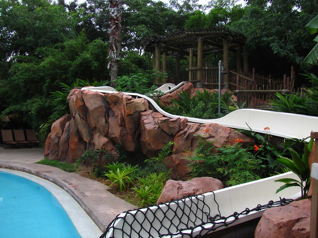 Uzima Pool At Jambo House At Animal Kingdom Lodge Flickr