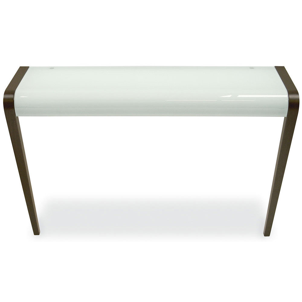 Calligaris zenith console table at the height of your for Zenith sofa table
