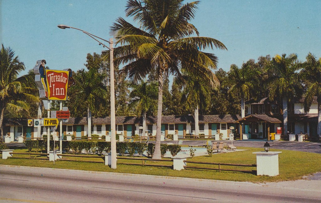 Toreador Inn - Fort Myers, Florida
