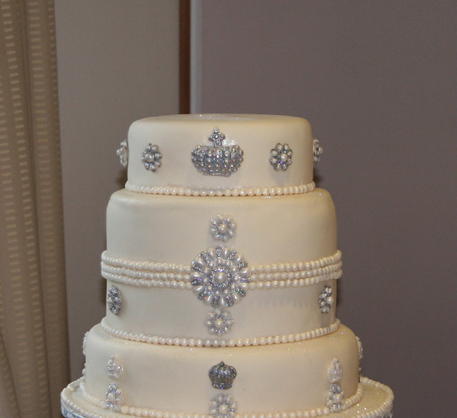 bling wedding cakes pictures bling cake flickr photo 11932
