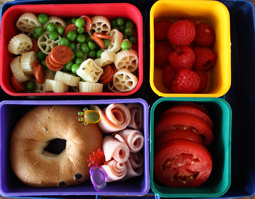 First Grader Bento #362: September 29, 2010 | by Wendy Copley