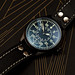 Custom PVD B-Uhr Navigator's Watch