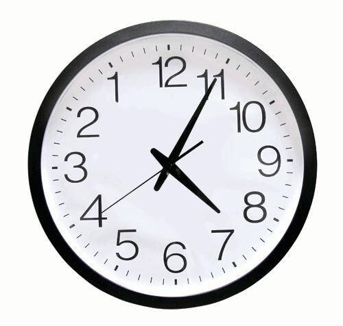 Reloj a izquierdas animado reloj antihorario www - Relojes rusticos de pared ...