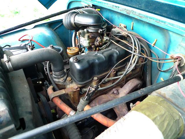 1963 Jeep Willys Hurricane F-head engine R   Flickr ...