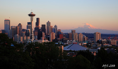 Seattle | by Anfony79
