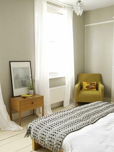 Modern Retro Bedroom Via Stylometry Ashley Flickr