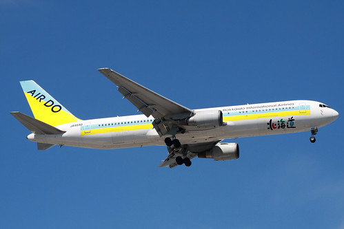 AirDo B767-300ER(JA98AD)