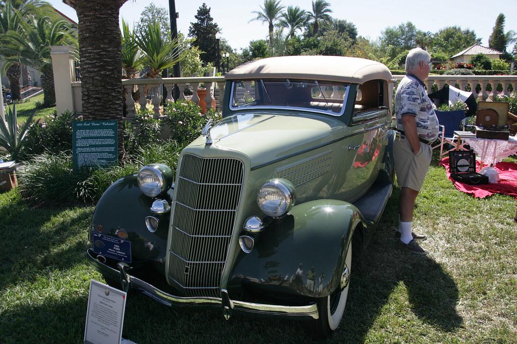 Morton Classic Car Show
