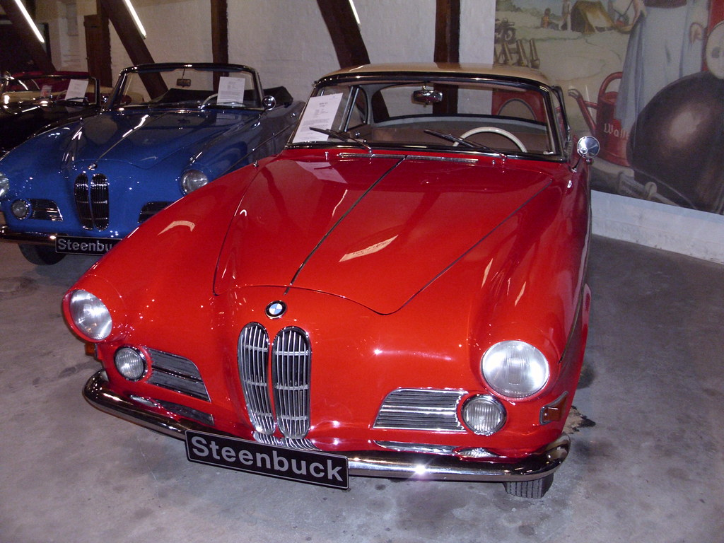BMW 503 Coupé 1956 -1- | Steenbuck-Automobile - Those and so… | Flickr