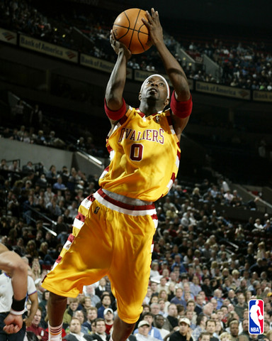 McInnis Shoots | by Cavs History