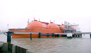 Arctic Princess delivers commissioning cargo for Grain LNG's Phase 3 | by National Grid