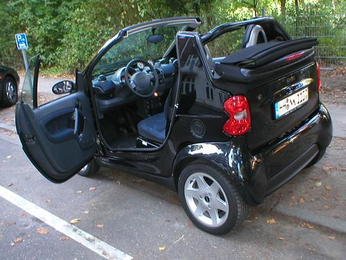 smart cabrio pulse 2002 jetblack smart cabrio pulse 61 p flickr. Black Bedroom Furniture Sets. Home Design Ideas