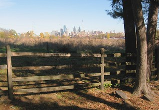 center city from bartram's gardens | by pwbaker