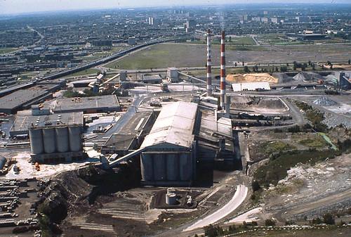 Montreal Cement Plants : Cimenterie miron gt l ouest benoit brouillette flickr