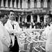 L'Ufficio (David Brent as Italian Waiter), Venice