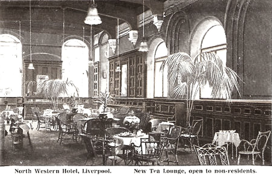 The North Western Hotel Liverpool