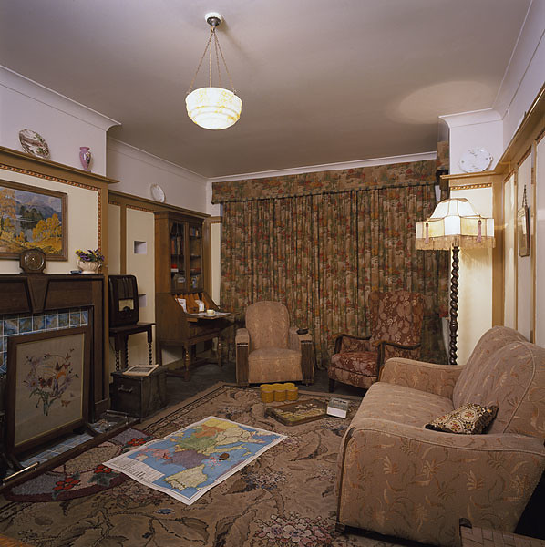 1940 39 S House Living Room IWM London Events Flickr