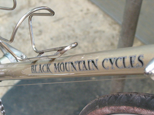 Road frame build | by Black Mountain Cycles