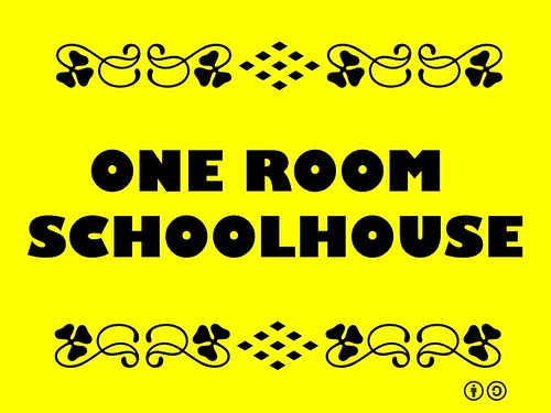 Buzzword Bingo: One Room Schoolhouse