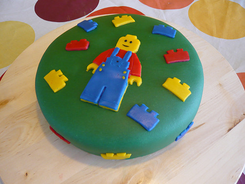 how to cook that lego cake