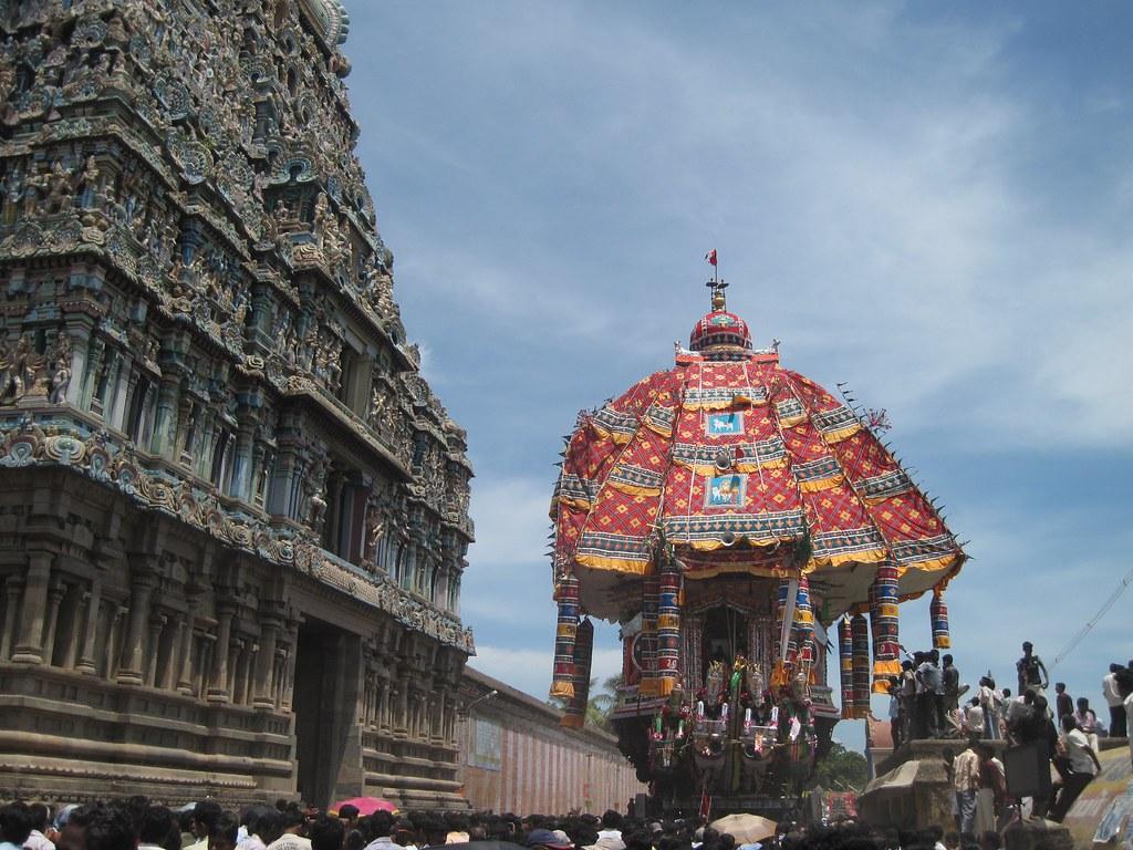the tiruvarur temple car festival srinivasan g flickr. Black Bedroom Furniture Sets. Home Design Ideas