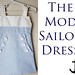 The Mod Sailor Dress