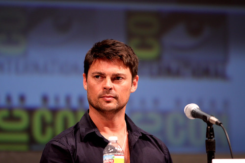 Karl Urban | by Gage Skidmore