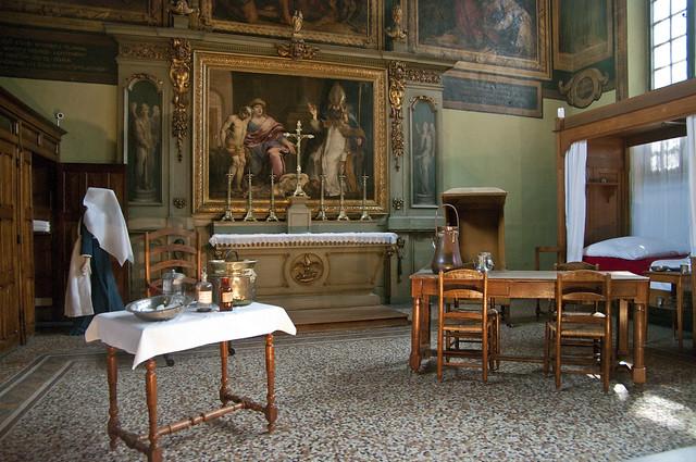 hospices de beaune la salle saint hugues explore fredart flickr photo sharing. Black Bedroom Furniture Sets. Home Design Ideas