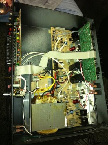 fender bxr 400 dual bass amp head bass amp surgery at. Black Bedroom Furniture Sets. Home Design Ideas