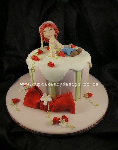 Elena's Strawberry Shortcake! | by ♥Dot Klerck....♥