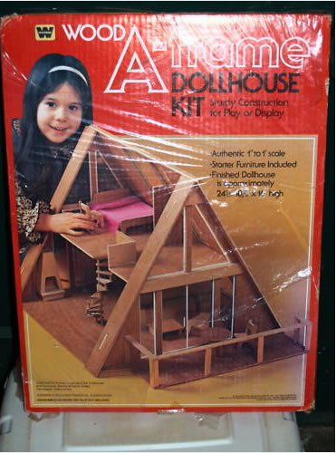 a frame house kit by rei_nerv