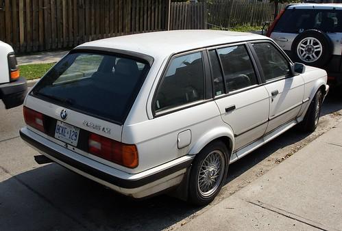 Bmw 325ix Wagon E30 |