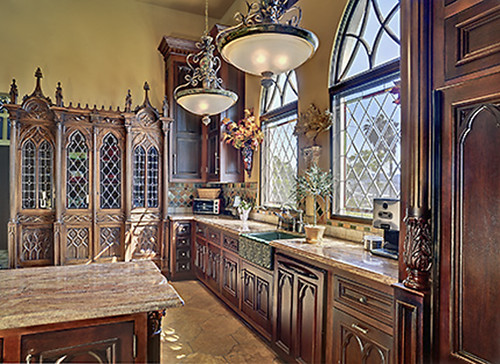 Gothic Kitchen Quot Gothic Quot Kitchen Photographed On