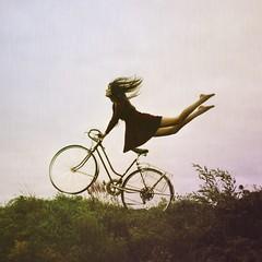 the cyclist. by karrah.kobus