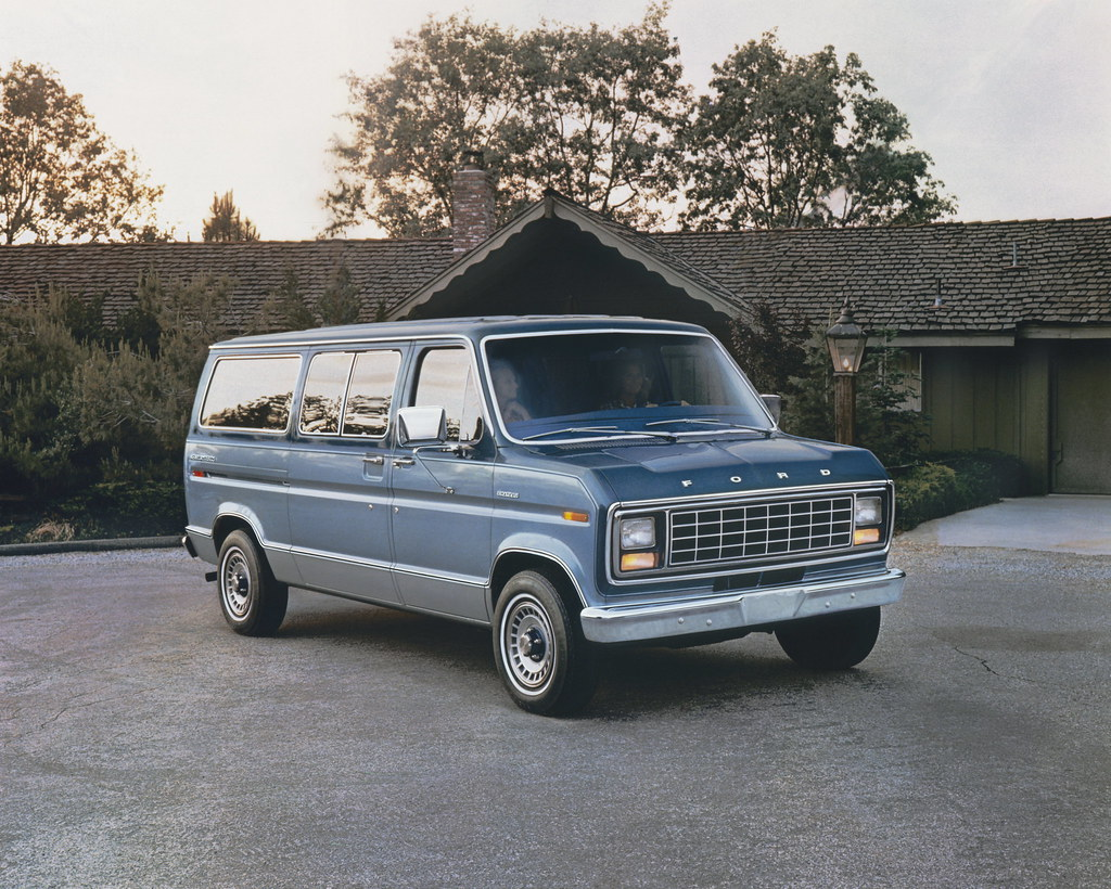 Ford Dealership Kansas City >> 1981 Ford Econoline Club Wagon | 1981 Ford Econoline Club Wa… | Flickr