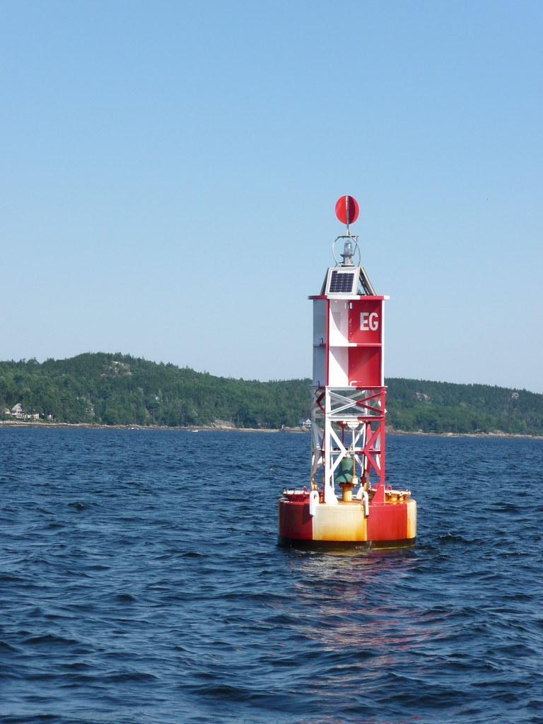 Safe Water Buoy | Oliver Rich | Flickr