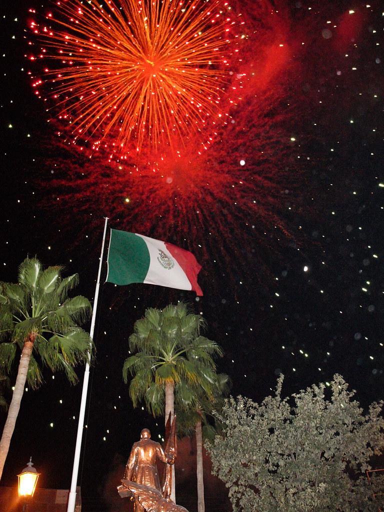Celebracion del Grito de Independencia de Mexico | En Gral