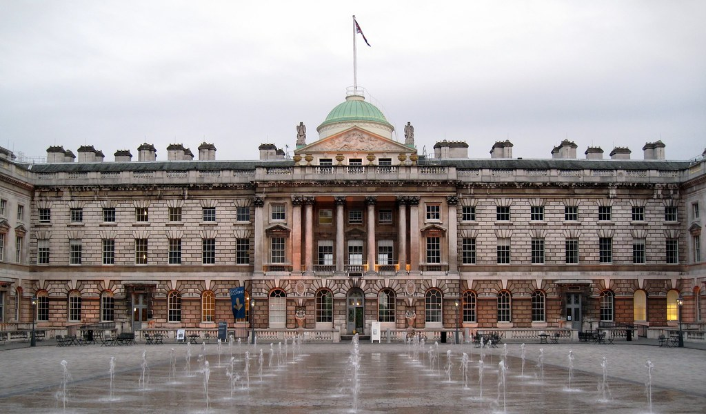 Somerset House Sir William Chambers Chris Price Flickr