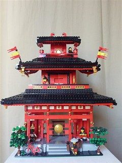 Japanese Temple L13 contest | by oLaF LM