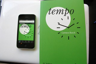 Tempo som Iphone og Android app | by carstenborch