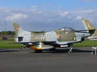 Fiat G-91 R3 'Gina'