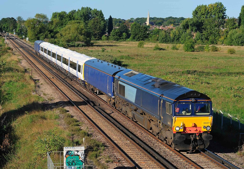 66401 465240 Heads The 5X47 Acton Lane To Slade Green Depot Seen At Bexley On