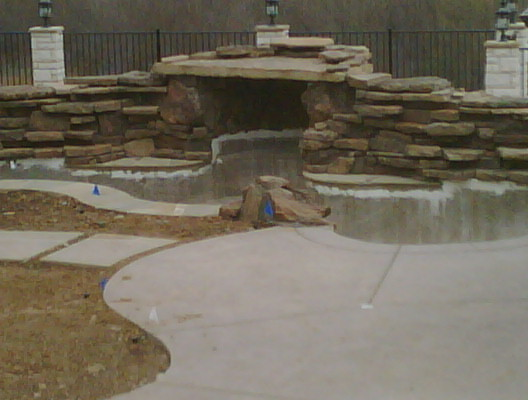 Swimming Pool Construction Allen Texas This Under Construc Flickr