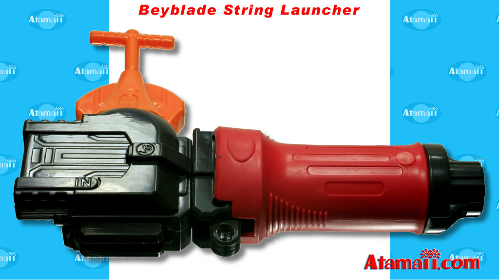 how to fix a beyblade launcher