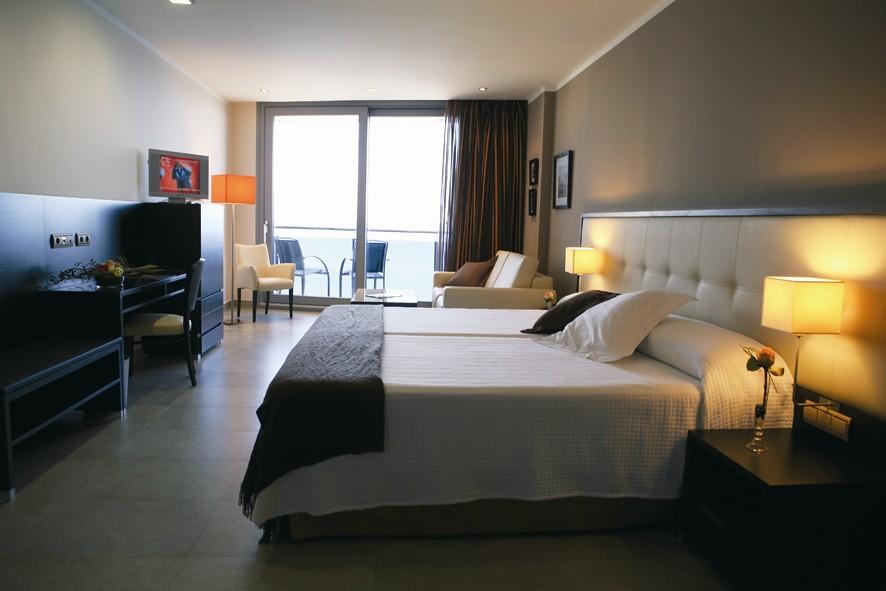 Гран отель солимар кальпе