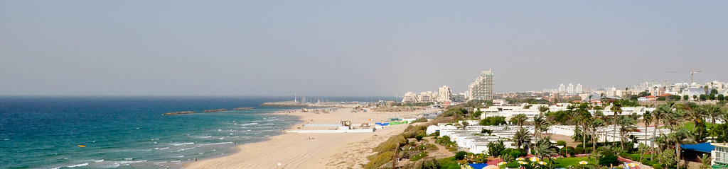 Panorama of Ashkelon