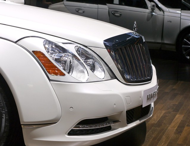 white front end plastic composites in cars