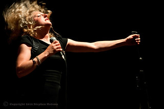 Laura Vane & The Vipertones @ Markt by Stephen Hotsma | by JazzFestivalDelft